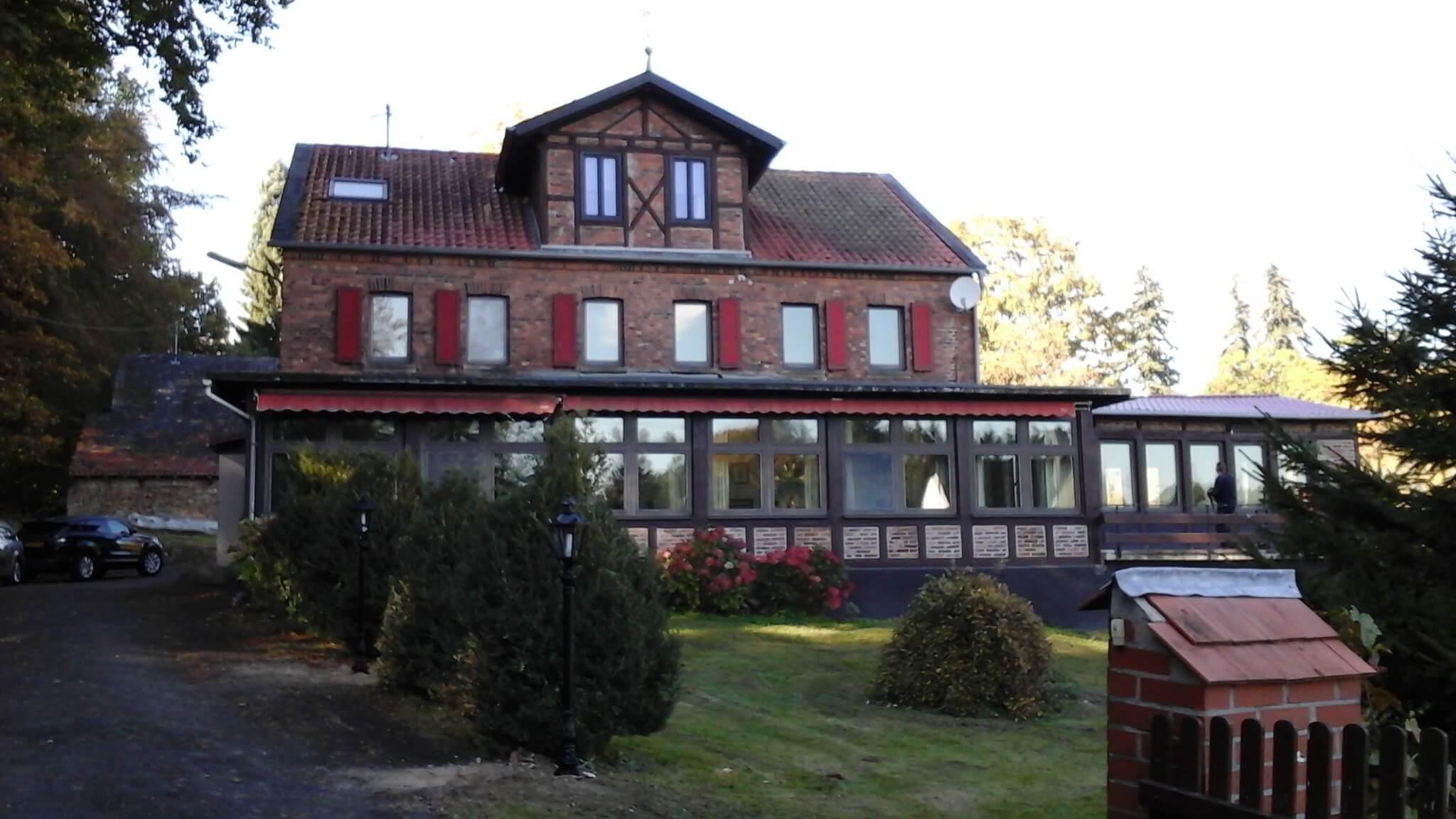 Waldfriede Seesbach|Steur Training & Begeleiding